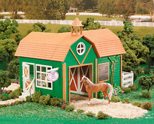 Breyer Horse Stablemates Riding Academy green