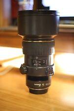 Tamron 360E AF 300mm f2.8 SP LD IF Lens 300/2.8 Canon EF