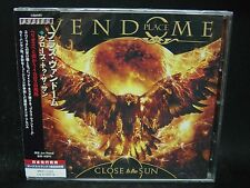 PLACE VENDOME Close To The Sun + 1 JAPAN CD Helloween Gamma Ray Unisonic