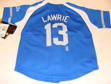 2013 Toronto Blue Jays Adidas Fashion Brett Lawrie Jersey MLB 4T Baseball Child