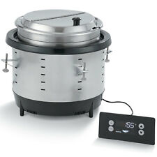 VOLLRATH 7 QUART DROP-IN INDUCTION COOKER RETHERMALIZER - 74701D