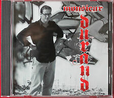 MONSIEUR DURAND   CD