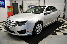 Ford: Fusion 4dr Sdn I4 S