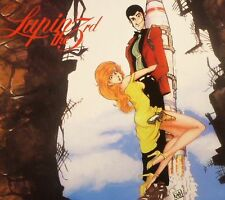 CD - Lupin The 3rd III Original Soundtrack (reissue) by Yuji OHNO Nuovo OST