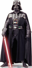 DARTH VADER(STAR WARS) LIFE SIZE STAND UP FIGURE GALAXY FILM MOVIE ROGUE ONE USA