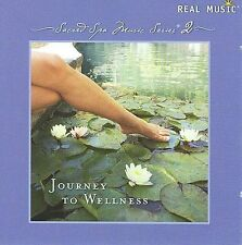 Sacred Spa Music Series 2: Journey to Wellness by Various Artists (CD, 2008,...