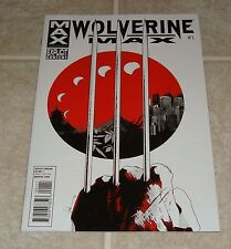 2012 Wolverine MAX #1 1st Print SOLD OUT