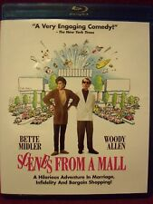 Scenes From a Mall (Blu-ray Disc, 2011) Leading Role : Bette Midler, Woody Allen