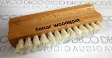 Tonar woodgoat Wet record Spazzola di pulizia, di capra capelli setole. Inc 1st POST. DECO