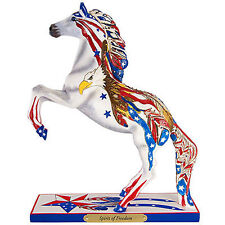 NEW IN BOX Trail of the Painted Ponies 4027276 SPIRIT OF FREEDOM Horse Figurine