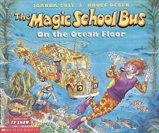 The Magic School Bus on the Ocean Floor - Joanna Cole - Paperback