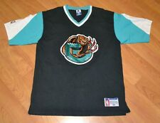 Vintage OG Vancouver Grizzlies Shooting Shirt Warm Up Jersey Large Champion NBA