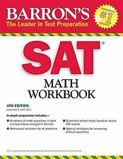 Barron's SAT Math Workbook (Barron's Math Workbook for the New Sat)