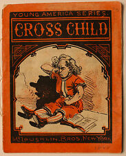 Original 1860s Cross Child McLoughlin Bros Chapbook