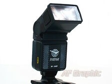 R8u Zoom Flash Light for Canon Powershot PRO 1 G1 X Mark II G10 G11 G12 G15 G16