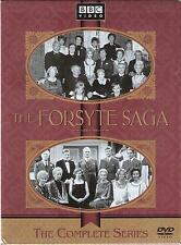The Forsyte Saga - Complete Original Series (DVD, 2003, 7-Disc Set)