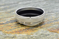 Canon Lens Mount Converter B Canon FL/FD Lens to L39 Rangefinder Adapter (#1729)