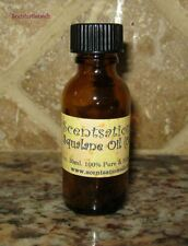 SQUALANE OIL OLIVE 100% PURE NATURAL 1OZ **ORGANIC WRINKLES ANTI-AGING HEALING