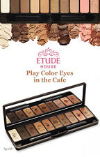 Etude House Play Color Eyes In The Cafe 10color Eye Shadow palette fall / winter