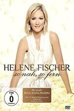 HELENE FISCHER - SO NAH,SO FERN  DVD NEU