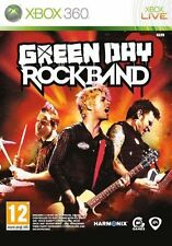 Green Day: Rock Band Microsoft Xbox 360 PAL COMPLETA
