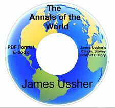 Annals of the World-James Ussher-History CD Ebook PDF-Kindle-iPhone Compatible
