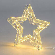 Silver 3D Wire Star Decorate dance floor party, Wedding Thems