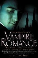 The Mammoth Book of Vampire Romance (Mammoth Books)