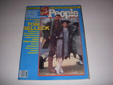PEOPLE Magazine, May 3, 1982, TOM SELLECK, BESS ARMSTRONG, JOHN HINCKLEY, JR.!