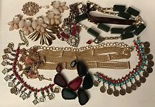 Job Lot (B2) Broken Jewellery Up-Cycling Shabby Chic Vintage Style Crafts Repair