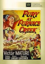 FURY AT FURNACE CREEK (1948 Victor Mature)  - Region Free DVD - Sealed