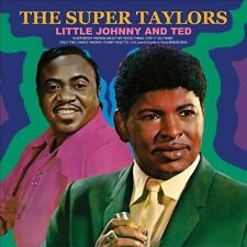 TAYLOR,JOHNNY & TED-SUPER TAYLORS CD NEW
