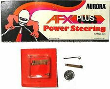 1974 Aurora AFX Magnatraction T-Jet Power Steering PICK UP SHOEs USA Hop Up 1378