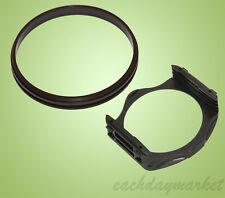 82mm 82 Adapter Ring + Filter Holder Mount for Cokin P Series