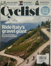 Cyclist UK Dec 2016 Ride Italys Gravel Giant Thrill of the Ride FREE SHIPPING sb