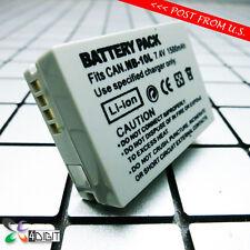 NB10L/NB-10L Battery for Canon PowerShot G3 X G3X SX40HS SX50HS SX60HS G-15 16