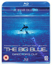 The Big Blue NEW Arthouse Blu-Ray Disc Luc Besson France