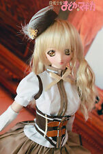 1/4 bjd Dollfie Dream Doll MDD/MSD Outfits Dress Set #SEN-91MD ship US