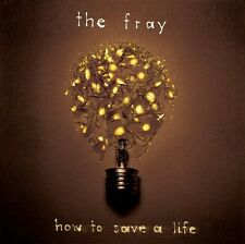 The Fray - How to Save a Life [New CD]