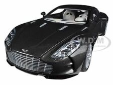 ASTON MARTIN ONE 77 SPIRIT GREY 1/18 DIECAST CAR MODEL BY AUTOART 70242