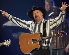 Garth Brooks Awesome En Direct 10x8 Photo