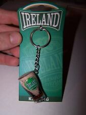Ireland Beer keyring