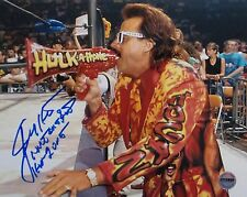 "Jimmy Hart ""Mouth of the South"" Signed 8x10 Photo FSG Authenticated #3"