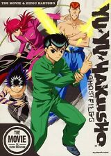 Yu Yu Hakusho: The Movie/Eizou Hakusho [2 Discs] DVD Region 1