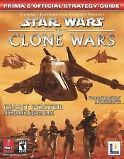 Star Wars: The Clone Wars (Prima's Official Strategy Guide)