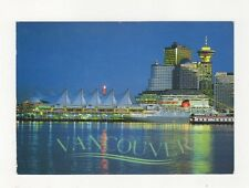 Vancouver World Trade Center Canada 2001 Postcard 365a