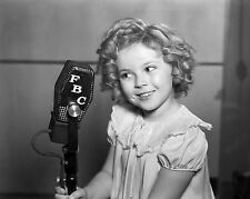 SHIRLEY TEMPLE 8x10 PHOTO ST4