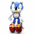 "9"" Sonic the Hedgehog New Plush Toy Doll -QT1868"