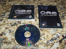 Orb Off World Resource Base (PC) Game Windows (With Manual) (Near Mint)