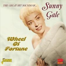 Wheel Of Fortune: The Great Hit Sounds Of Sunny Gale by Sunny Gale (CD,...